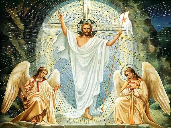 Jésus est Ressucité